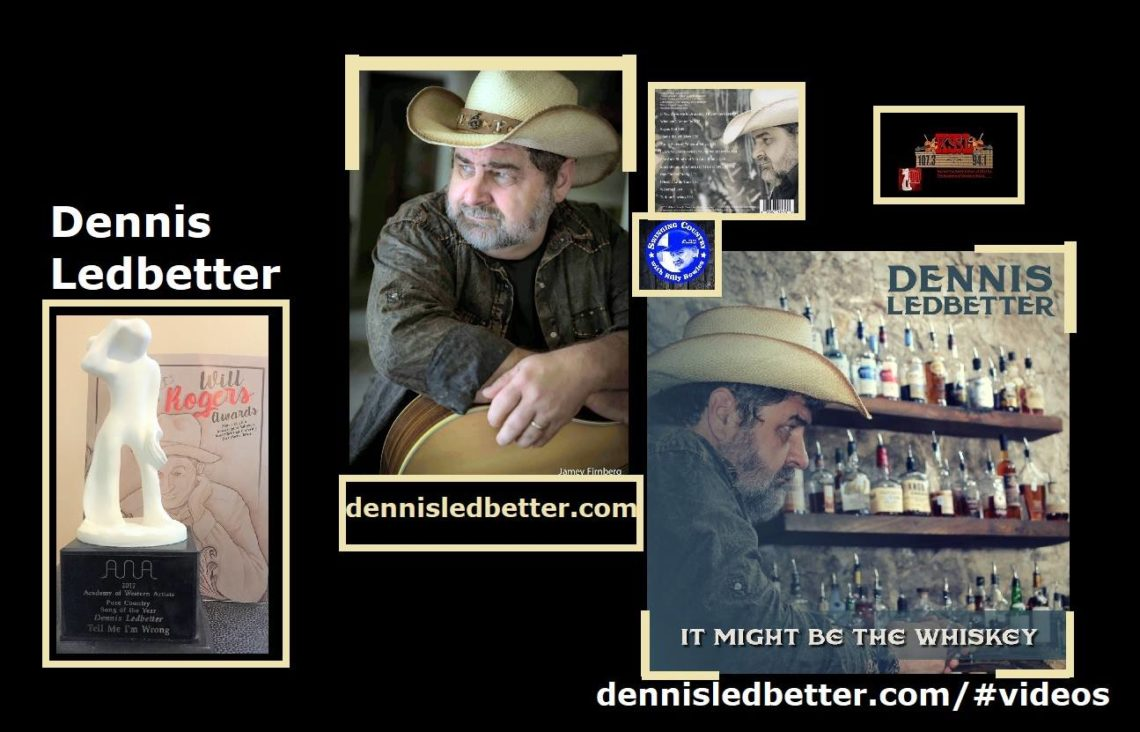 Academy of Western Artists Nominee - Dennis Ledbetter